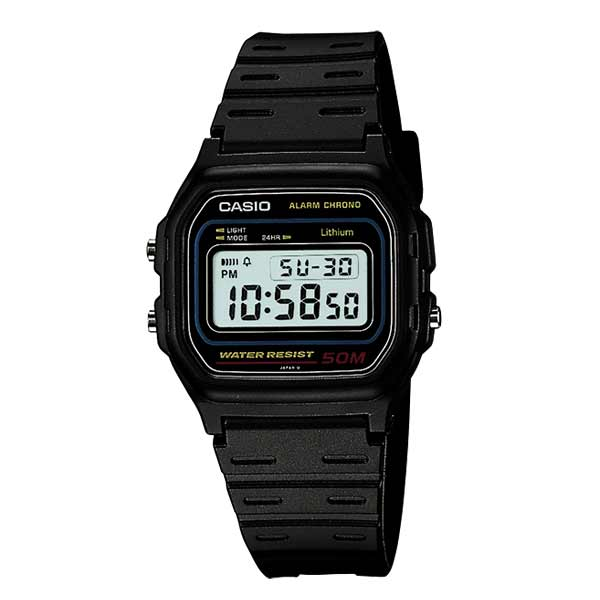 Casio W-59-1VQ Digital Unisex Resin