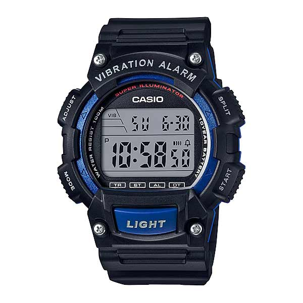 Casio W-736H-2AVDF Digital Mens Resin