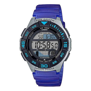 Casio WS-1100H-2AVDF Digital Mens Resin