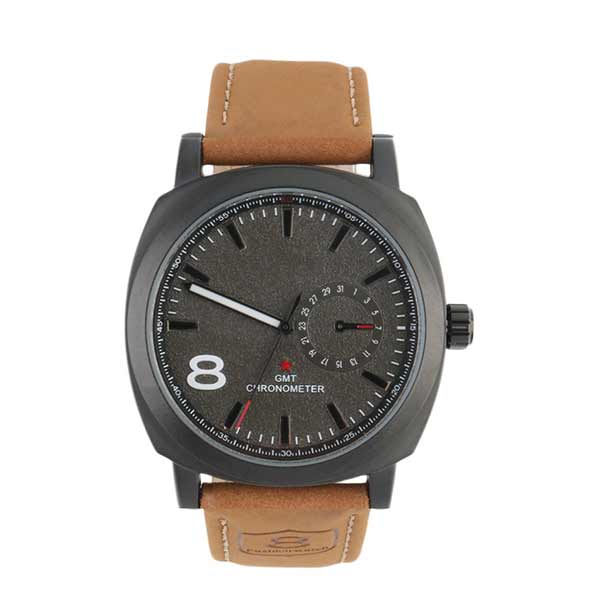 Curren 8139 Mens Leather Watch
