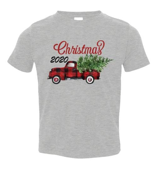 Christmas 2020 family toddler