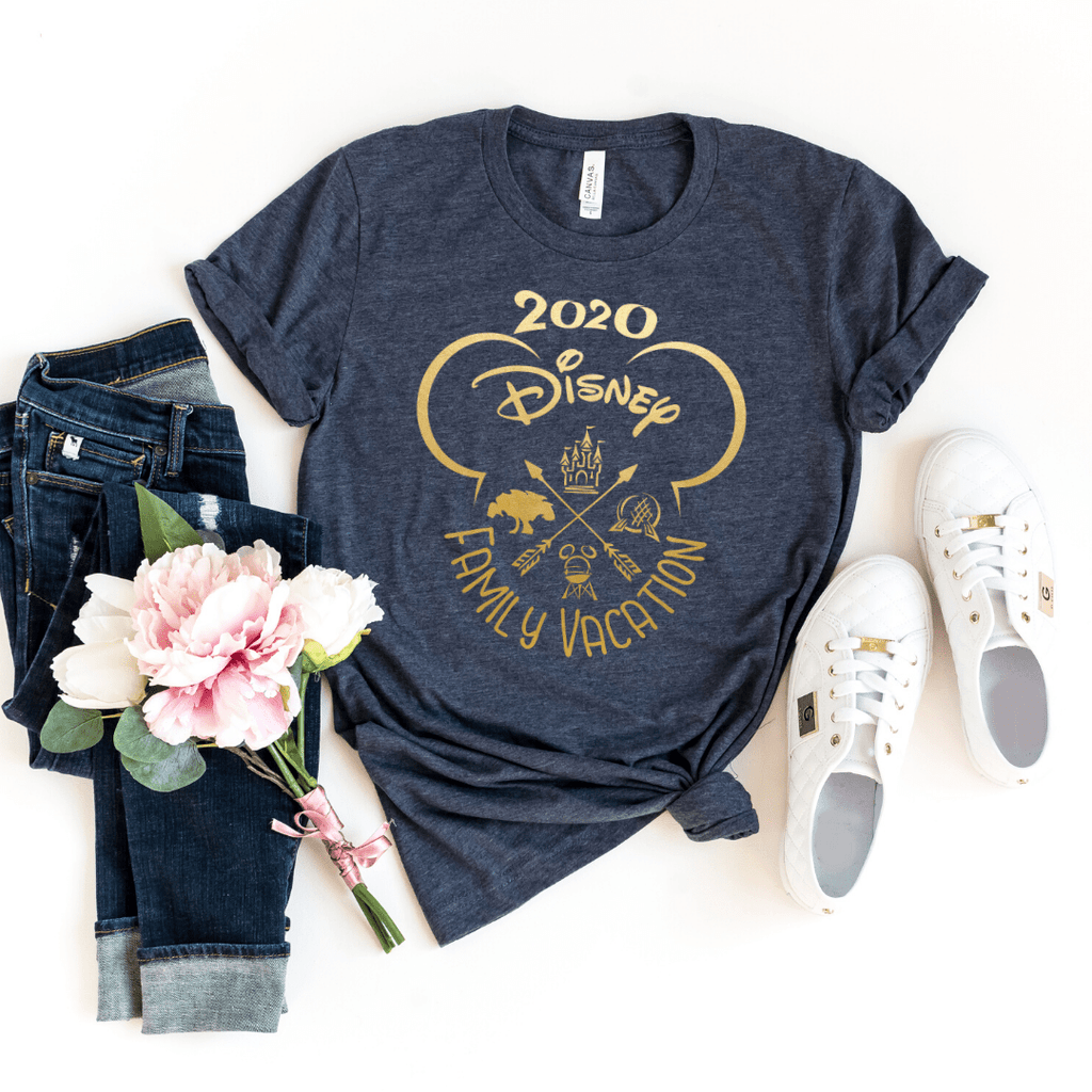 Disney Family Shirts 2020 Disney World Shirts Disney Family Vacation Disney Trip Shirts