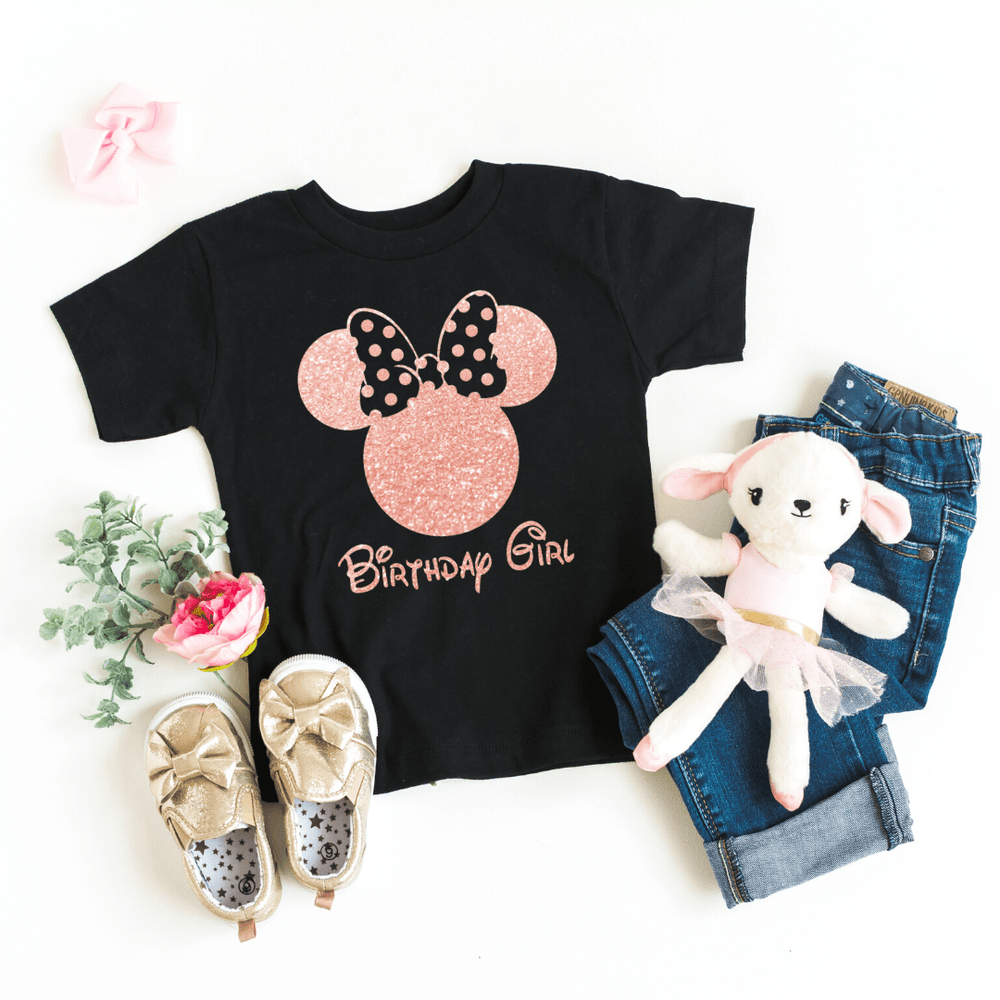 Disney Shirts, Disney Ear Shirts, Disney Castle Shirts, Disney Minnie Mickey Shirts, Minnie Me Shirts, Family Trip Matching Outfit, Custom, Black