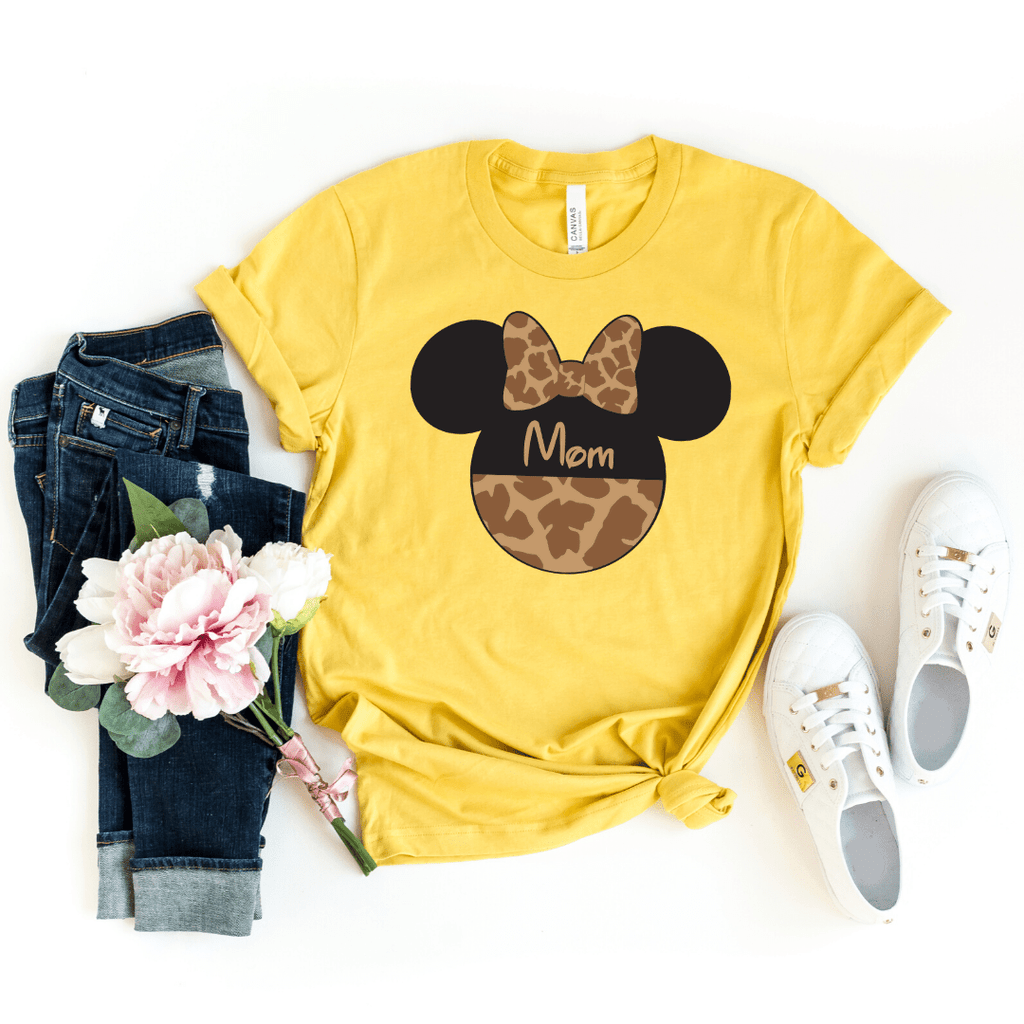 Animal Kingdom Shirt, Disney Shirt, Personalized Disney Safari Mouse Shirt, Family Custom Disney Shirts, Toddler Custom Mickey Ears Shirt
