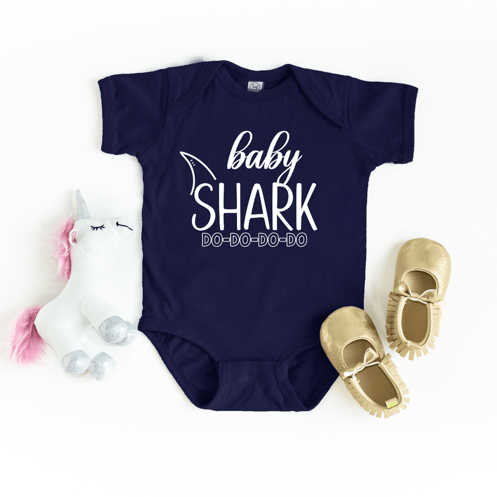 Mommy and Me Shirts, Matching Family Shirts, Mommy Daddy Baby Shark DO DO DO Matching Shirts Matching Mommy and Me Outfits Shark Family