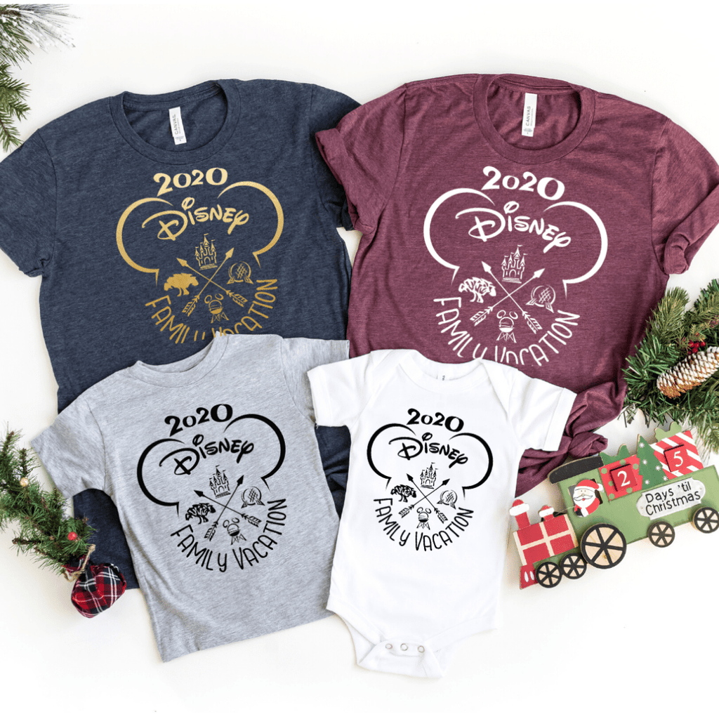 Disney Family Shirts, Disney Shirts, Disney Family Shirts 2020, Disney World Shirts, Disney Family Vacation Shirts, Disney Trip Shirts