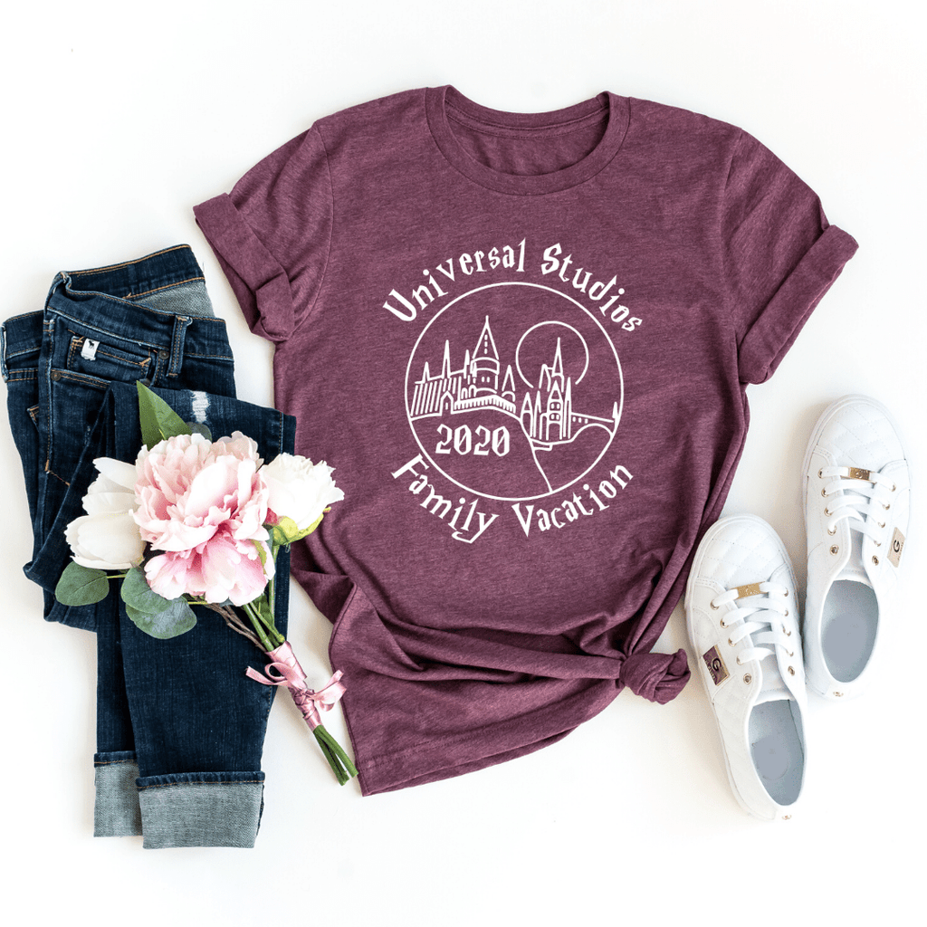Family Trip Matching 2019 Shirts, Universal Studios Shirts, Family Set Shirts, Matching Family Outfit, Family Vacation Shirt