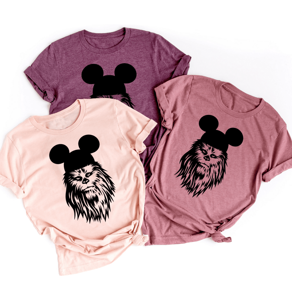 Chewbacca shirt, galaxy's edge shirt, Disney Shirt, Star Wars Disney Shirts, Family Disney Shirts, Star Wars Shirt, galaxy edge shirt