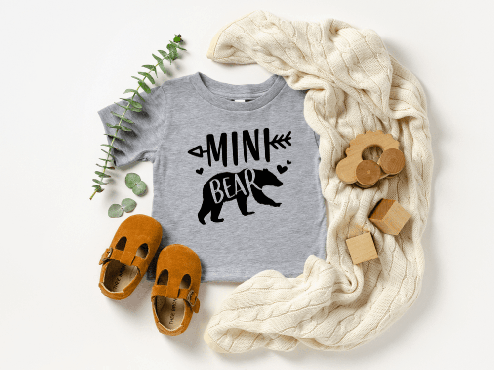 Christmas Family Gift Mama Bear Baby Bear Matching Shirts Matching Christmas Mommy and Me Shirts Outfits Mommy and Me Shirts Matching Family Shirts