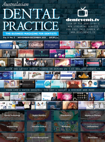 Australasian Dental Practice Subscription