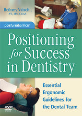 Positioning for Success in Dentistry: Essential Ergonomic Guidelines for the Dental Team