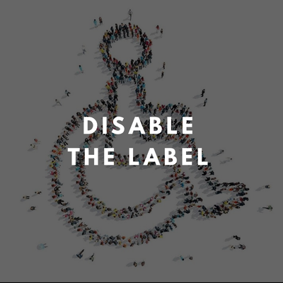 Disable the Label