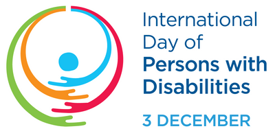 December 3rd: International Day of Persons with Disabilities