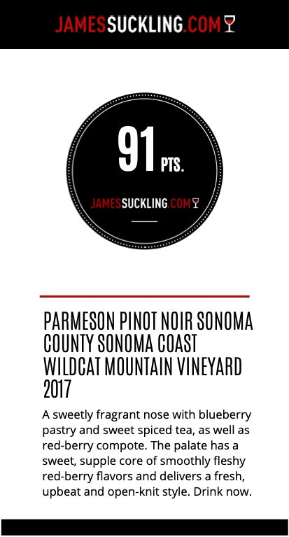 2017 Pinot Noir | Wildcat Mountain