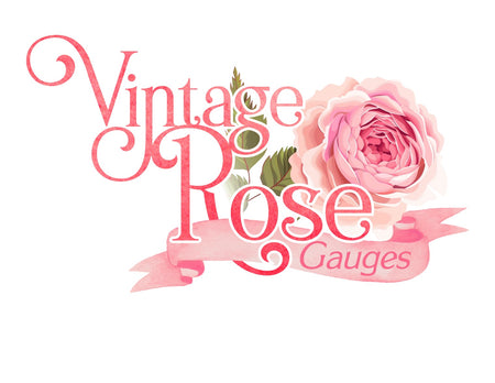 Vintage Rose Gauges
