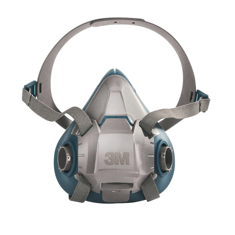 3M Reusable Half Face Mask 6500 Series