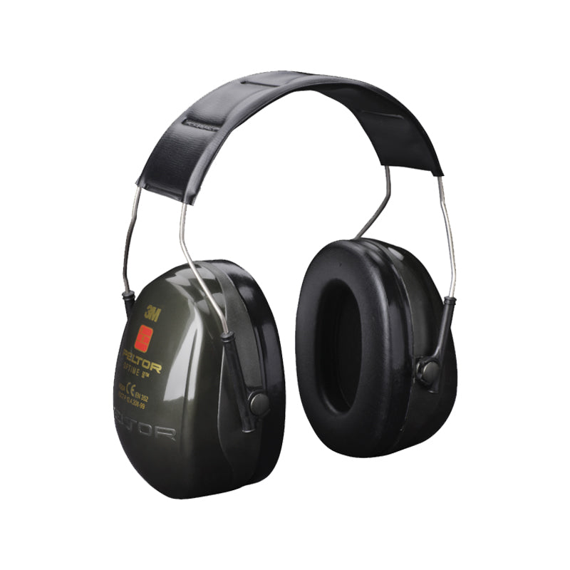 3M Peltor Optime II Headband Earmuffs