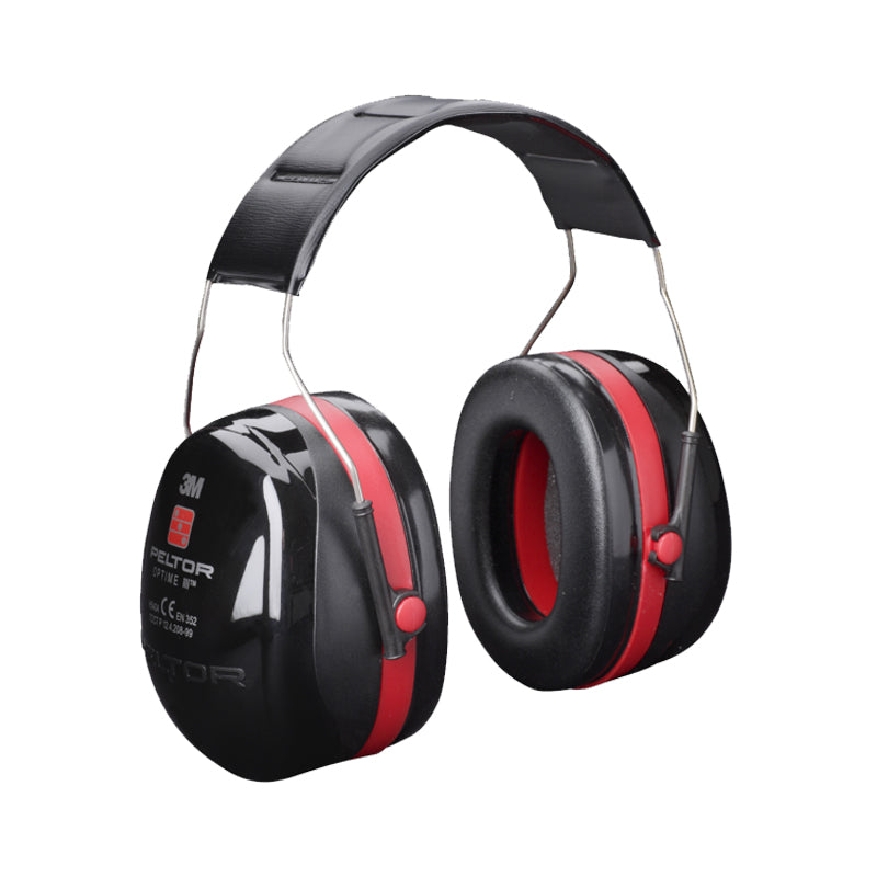 3M Peltor Optime III Headband Earmuffs