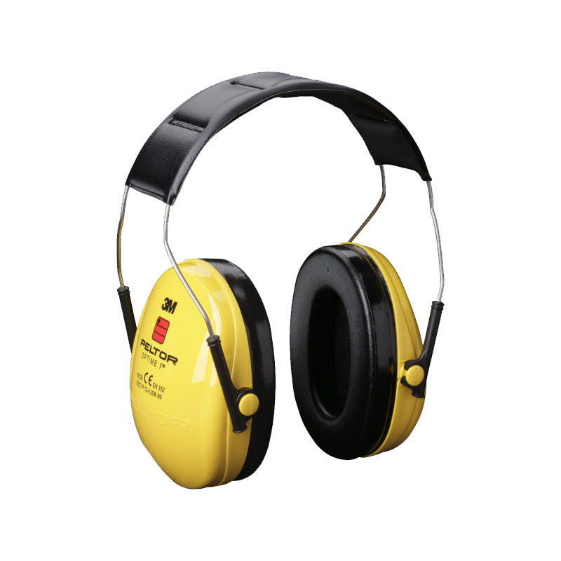 3M Peltor Optime I Headband Earmuffs