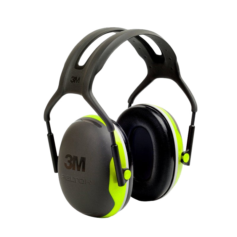 3M Peltor Headband Earmuffs - X4A
