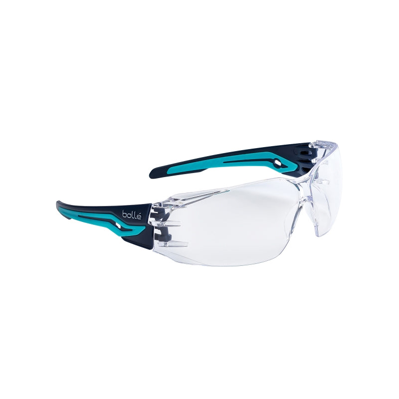 Bollé Safety Silex Safety Spectacles - Clear Lens