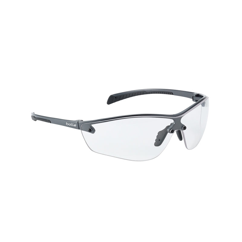 Bollé Safety Silium+ Safety AS/AF Spectacles - Clear Lens