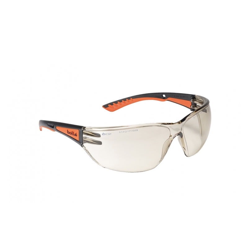 Bollé Safety Slam+ Safety AS/AF Spectacles - CSP Lens