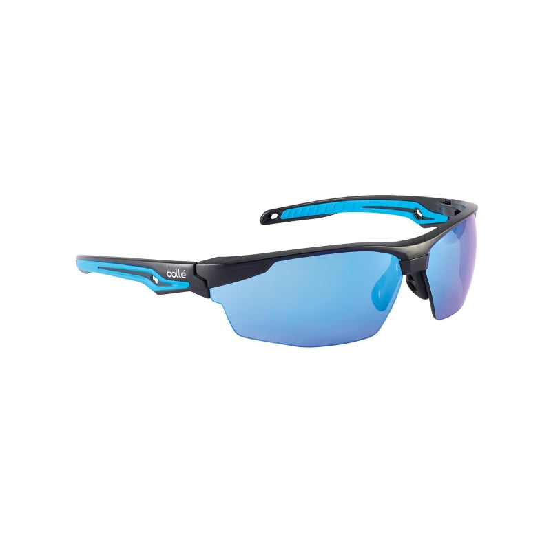 Bollé Safety Tryon Safety AS/AF Spectacles -Blue Flash Lens