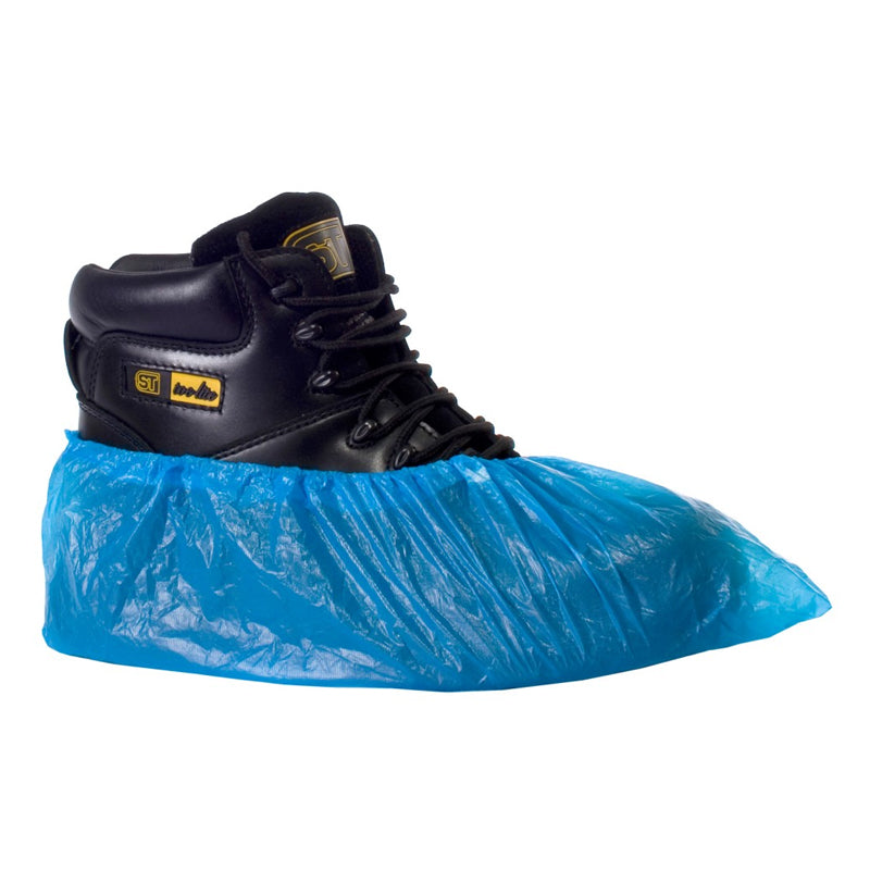 CPE Disposable Overshoe - Pack of 100
