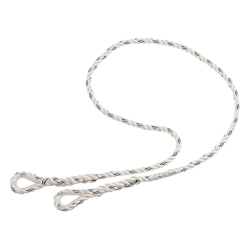 Delta Plus Stranded Rope Lanyard 1M - LO007100