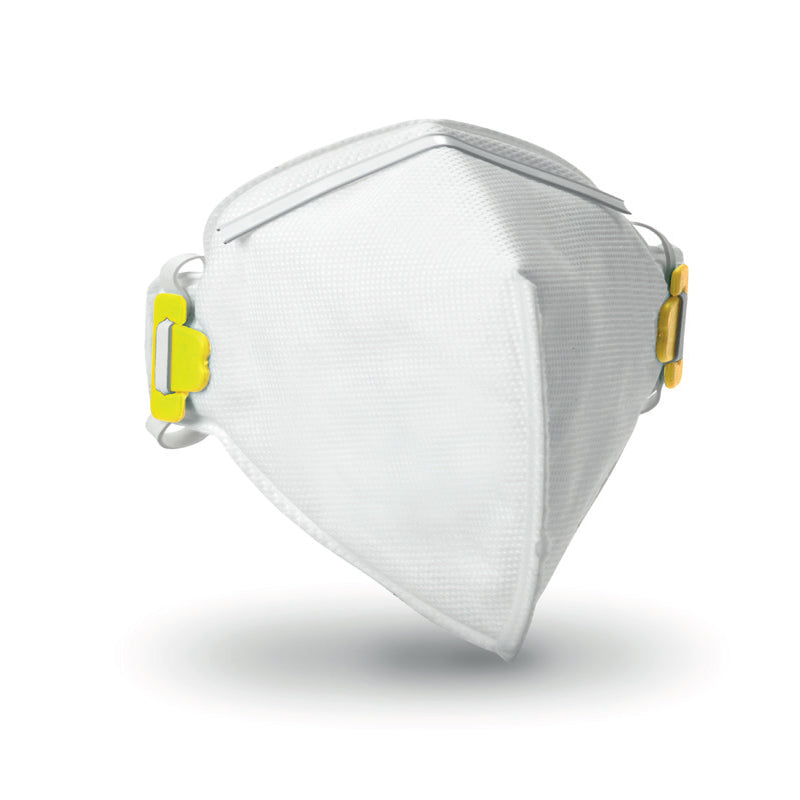 Fold Flat FFP2 Respirator ( Non-Valved ) - Single Pack