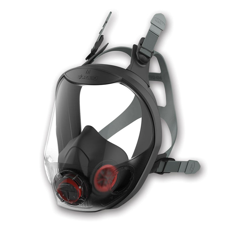 JSP Force 10 Typhoon Reusable Full Face Mask