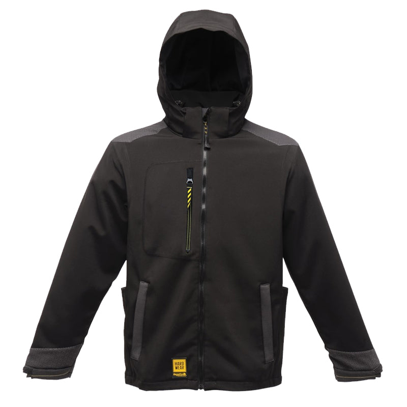Regatta Enforcer Lined Softshell Jacket - TRA662