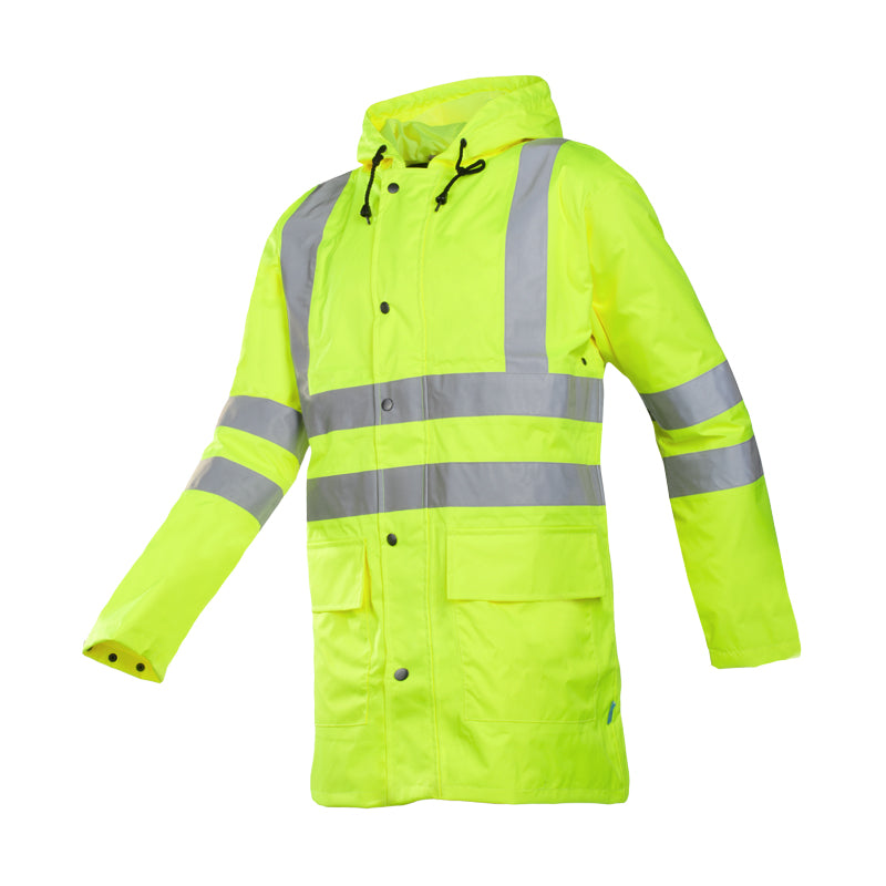 Monoray Hi Vis Rain Jacket