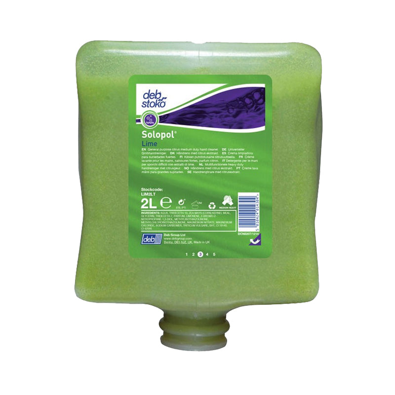 Solopol® Lime Medium-Heavy Duty Hand Wash
