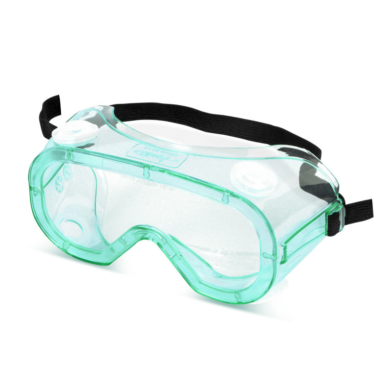 Premium Clear Unvented Safety Goggles -BBSG60