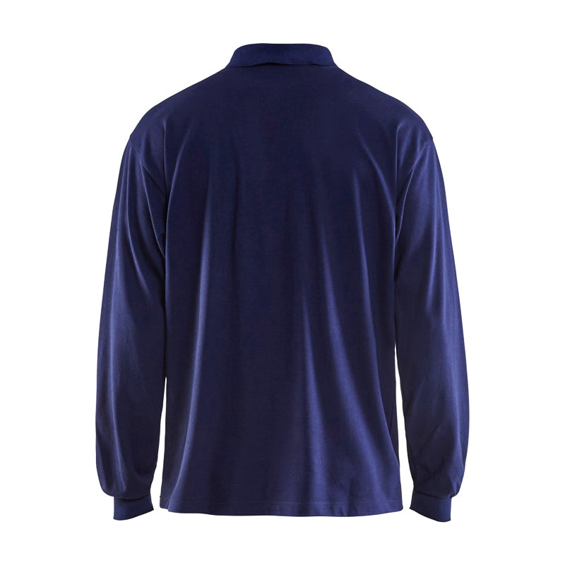 Blaklader Flame Retardant Polo Shirt Long Sleeves 3374 - 1726