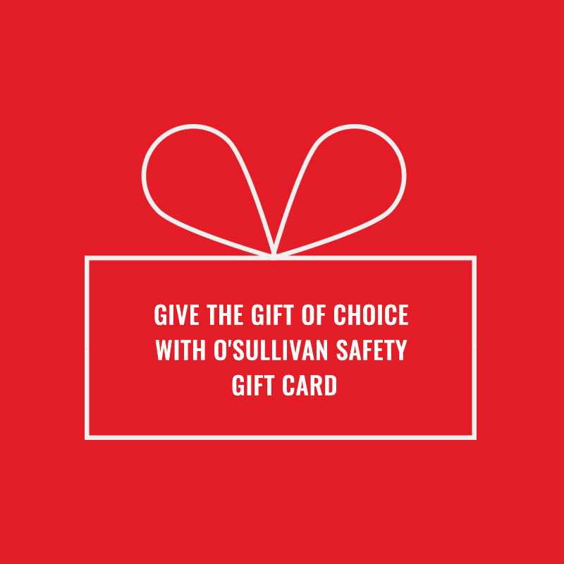 O'Sullivan Safety Gift Cards