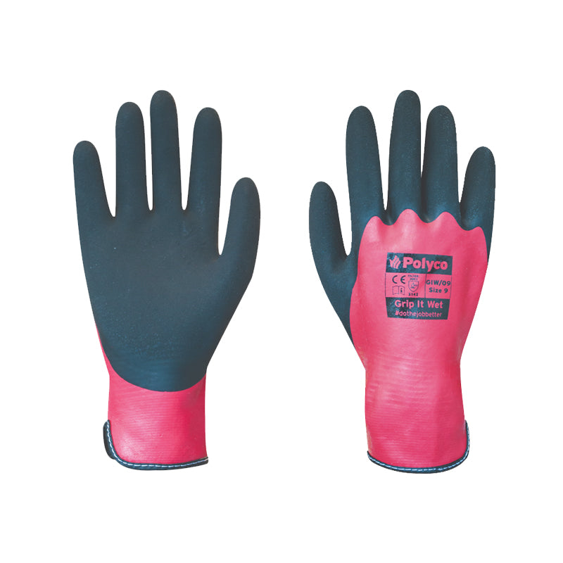 Polyco Grip It® Wet Gloves