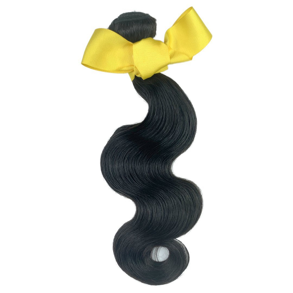Body Wave Bundle Deals + Closure