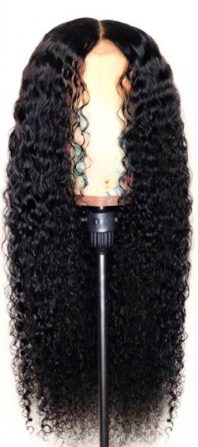 Moana Lee - Curly Lace Frontal Wig. 150% Density. Can Be Worn Glue-Less. Limited Stock Available.