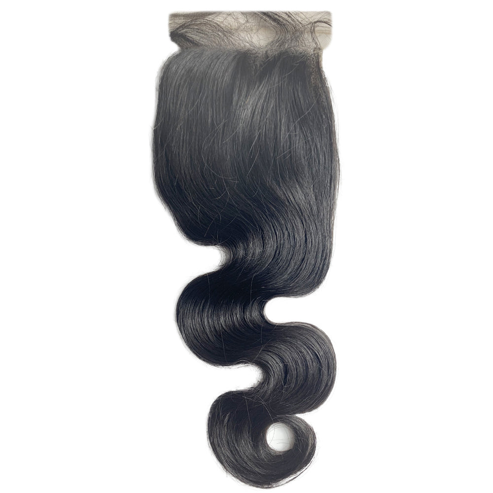 7A Body Wave Closure