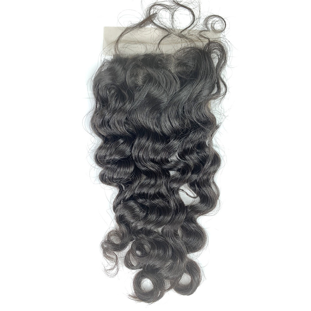 Premium Deep Wave Closure