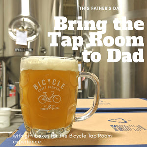 Bring the Tap Room to Dad