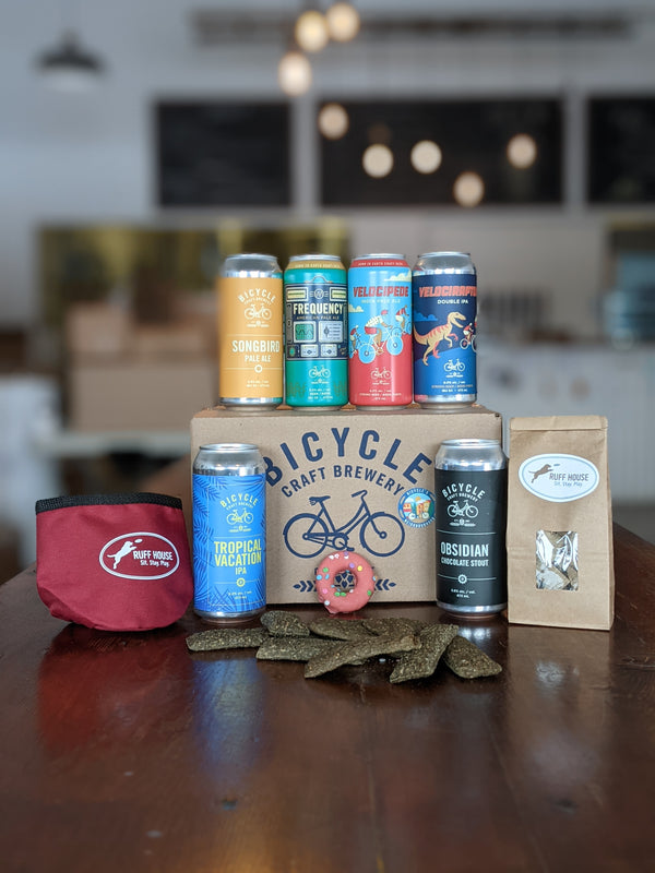 Bicycle's Neighbourhood - Beer n' Best Buds
