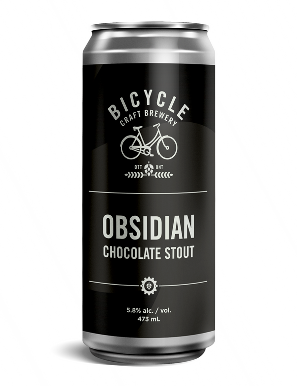 Obsidian Chocolate Stout