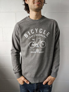 Bicycle Crewneck Sweatshirt
