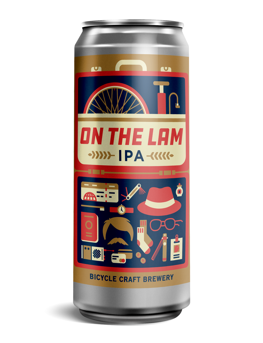 On The Lam IPA