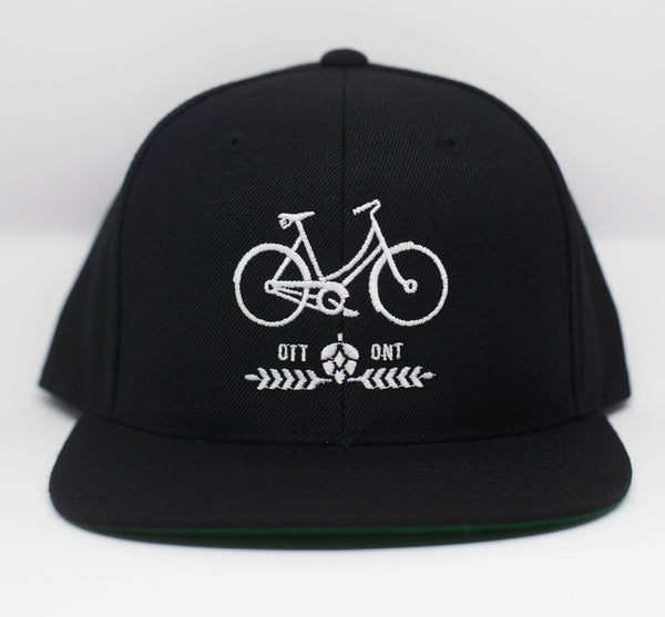Bicycle Snap Back Cap