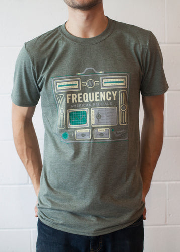 Frequency APA Graphic Tee